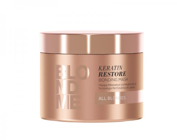 All Blonde - Keratin Restore Mask