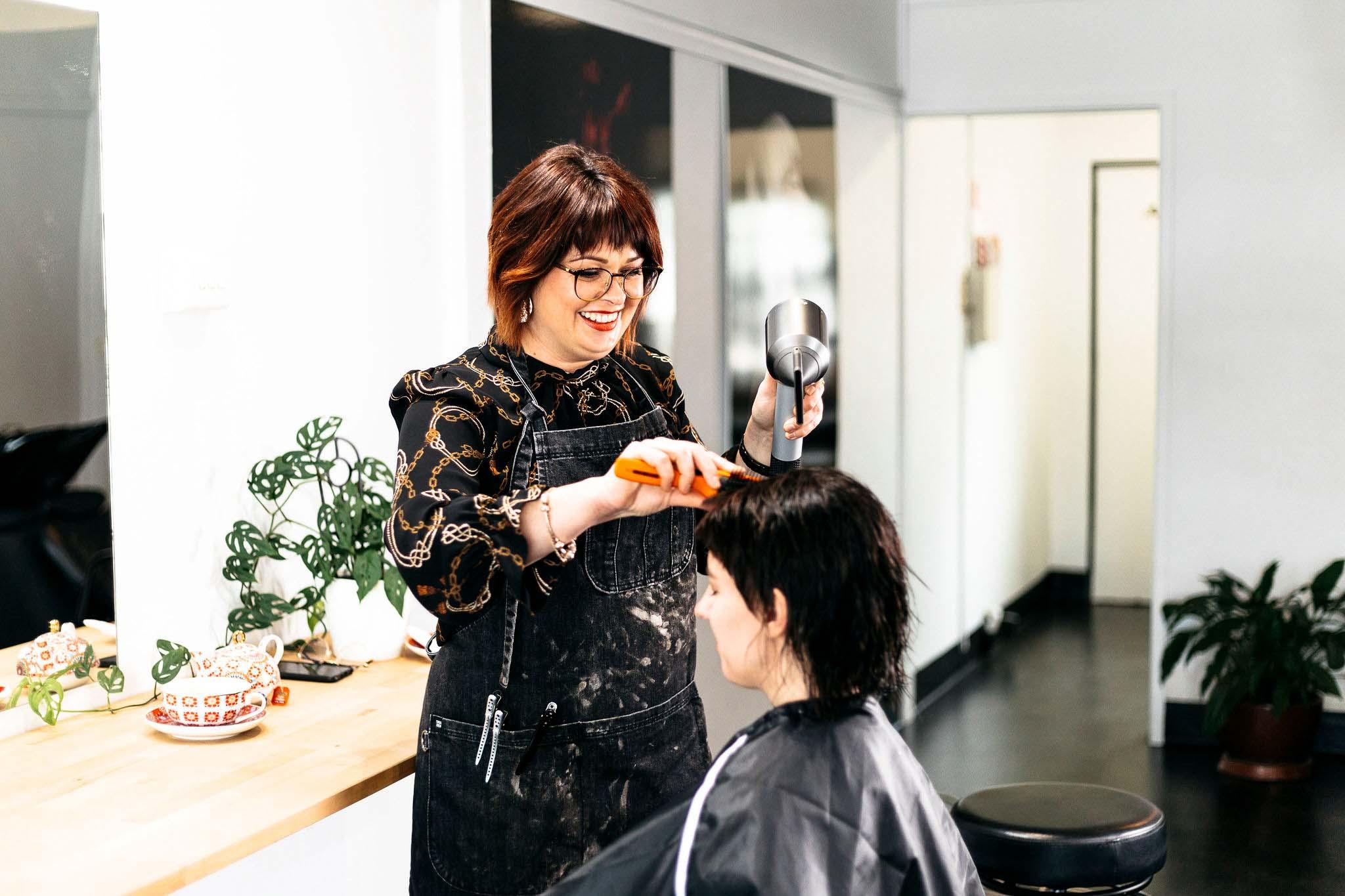 Platinum Hair-Cerisse Hairsylists-Hair-Salon-Chermside-07 3359 1055